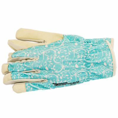Utility Work Gloves, Baby Blue (Women's S)