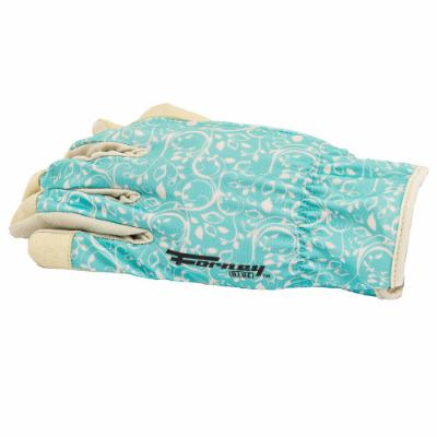 Utility Work Gloves, Baby Blue (Women's M)