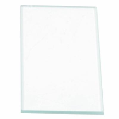 "Cover Lens, 2"" x 4-1/4"", Clear Glass"