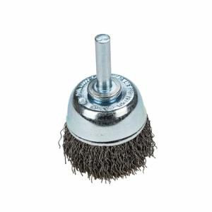Cup Brush Crimped, 1-1/2