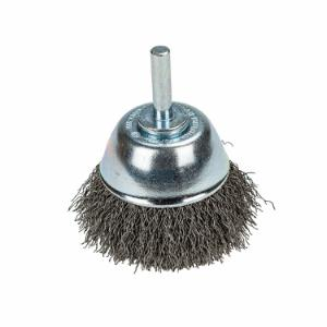 Cup Brush Crimped, 2-1/2