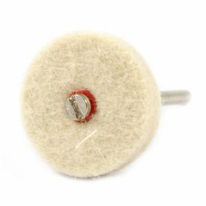 Polishing Wheel, Felt, 1