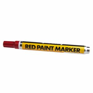 Red Paint Marker, Carded