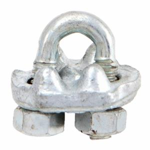 Wire Rope Clips, 1/8