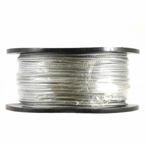 Wire Rope Aircraft Cable, 1/8