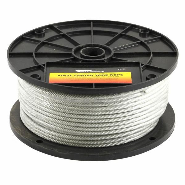 Wire Rope, 1/8\