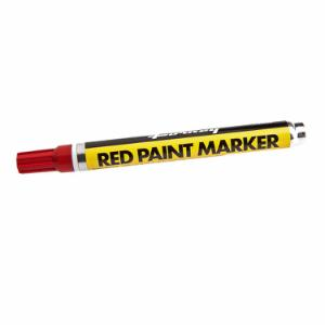 Red Paint Marker