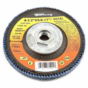 Flap Disc, High Density, Type 29, 4-1/2
