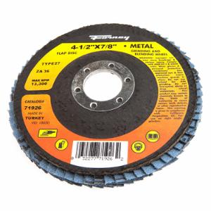 Flap Disc, Type 27, 4-1/2