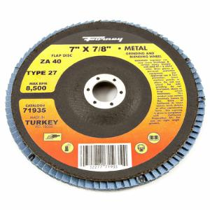 Flap Disc, Type 27, 7