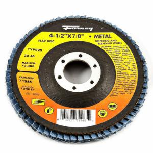 Flap Disc, Type 29, 4-1/2