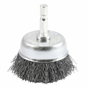 Cup Brush Crimped, 2