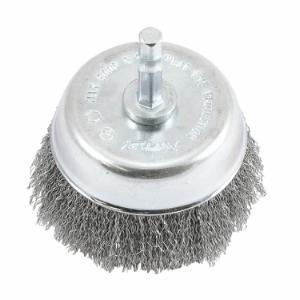 Cup Brush Crimped, 3