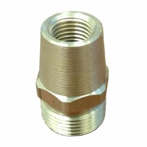 Screw Nipple, M22M x 1/4