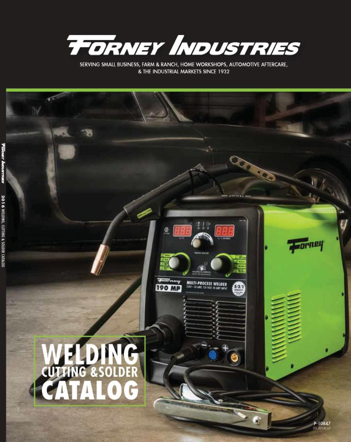 Forney Welding Catalog
