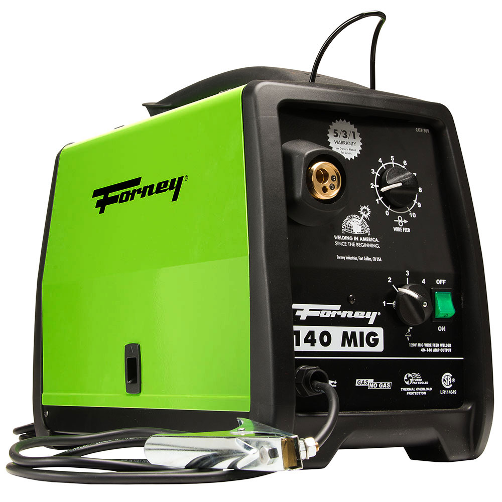 forney welding machine