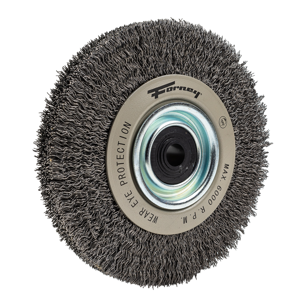 Wire Wheel Brushes | Forney Industries