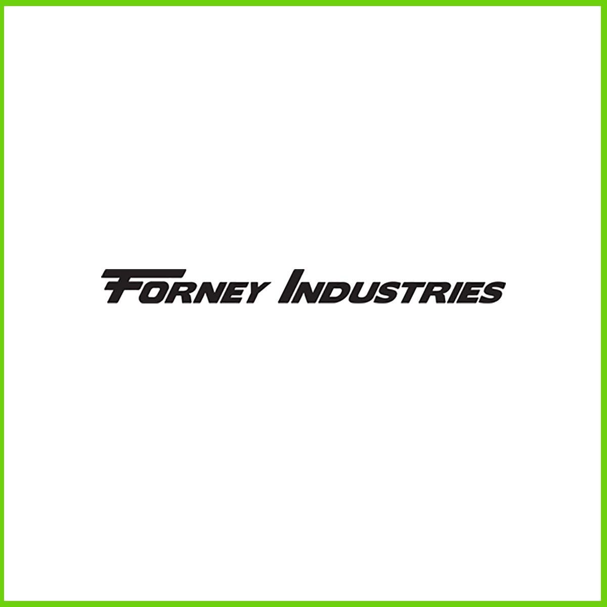 Forney Air Fittings